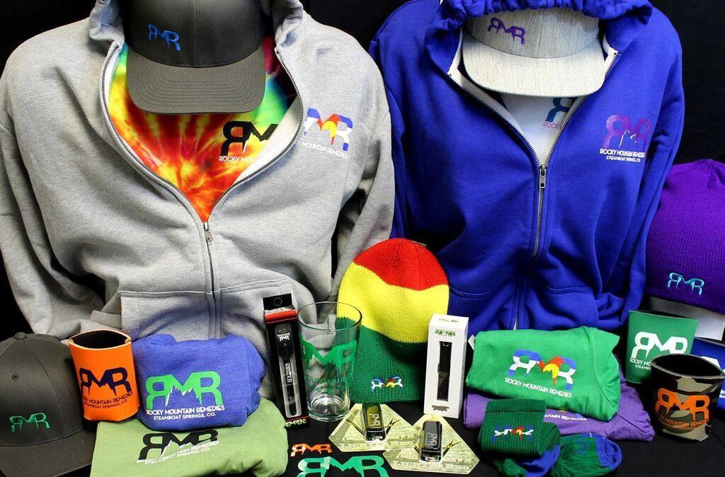 Rocky Mountain Remedies merchandise