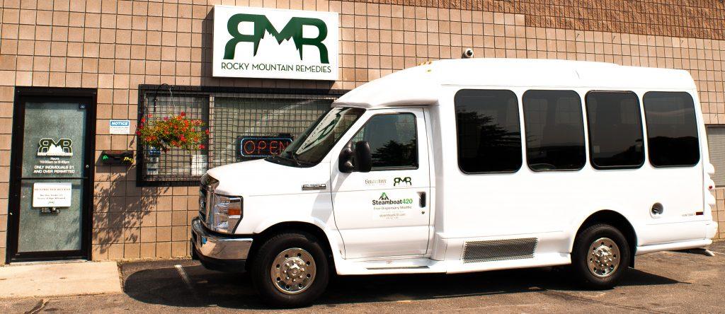 Rocky Mountain Remedies Free Shuttle