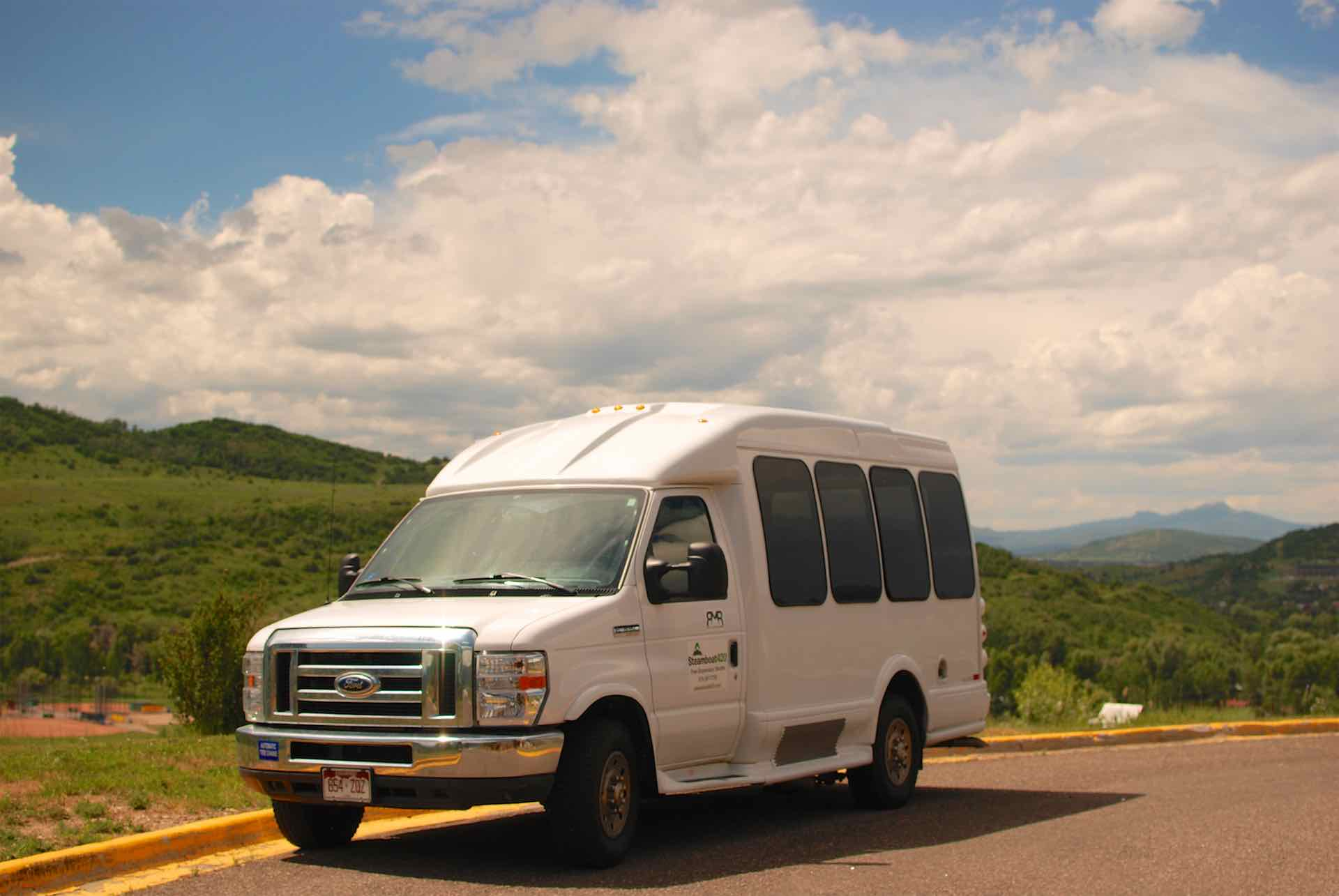 Steamboat Springs Dispensary Shuttle